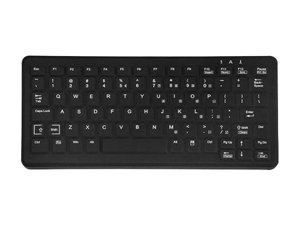 Keyboard Medical, Backlighting, Washable, Covid 19 Protection