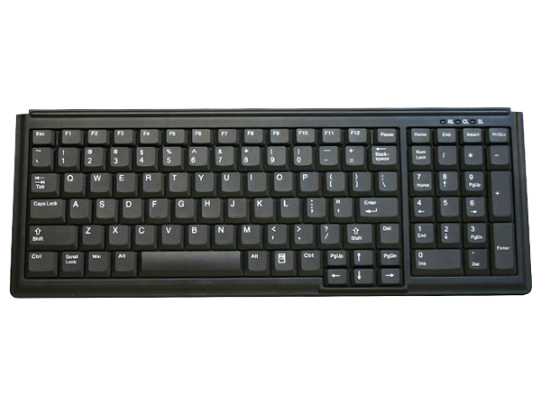 English Keyboard USB 103 Keys