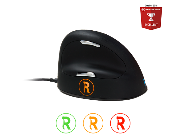R-GO HE Mouse Break, Medium Size