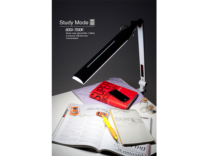 LED Single Arm Task Lamp Wireless