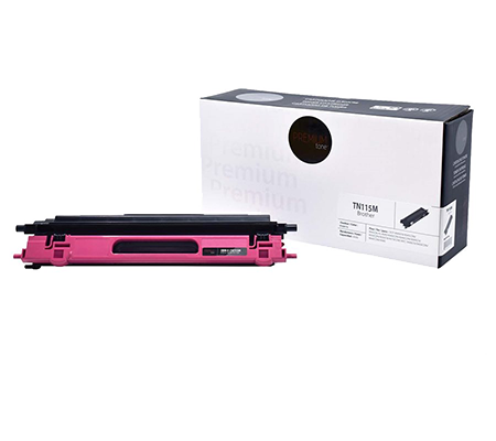 Brother TN115M Reman Magenta 4K