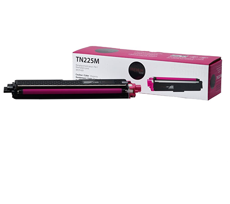 Brother TN225M Magenta Compatible 2.2K