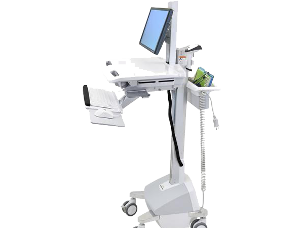 Hospital Medical Cart, Ergotron
