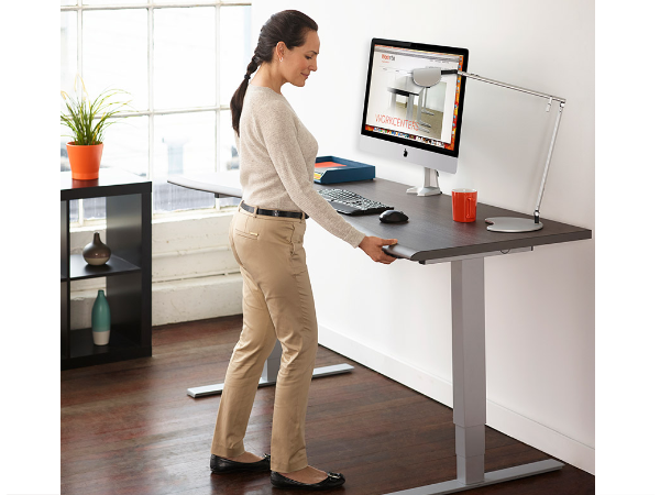 Sit-Stand Desk Counterbalance, Cascade Series