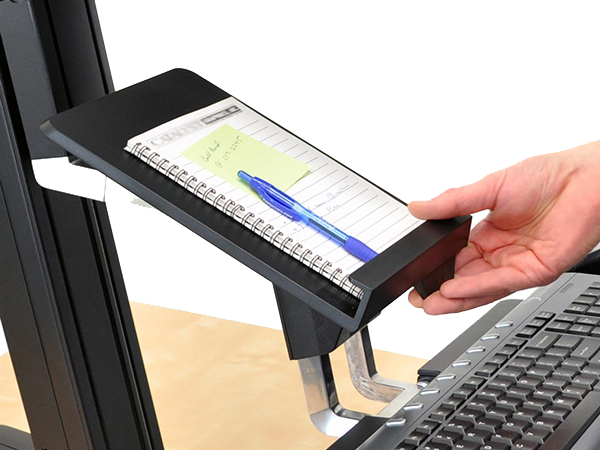 Tablet/Document Holder for WorkFit-S