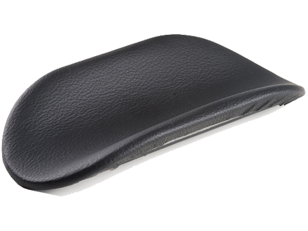 Ergorest Long Pad only (Black)