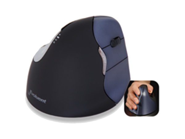 Mouse Evoluent4 Wireless, Right Hand Regular Size