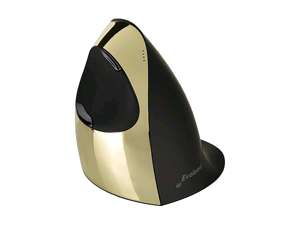 VerticalMouse C, Right-Handed, Wireless Gold Evoluent