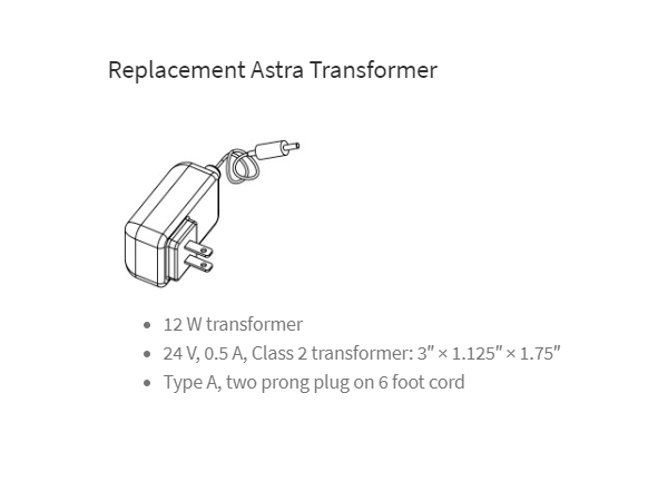Transformer LED, Workrite