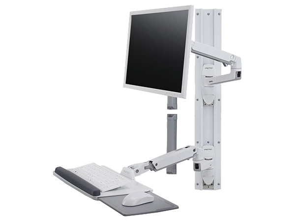 LX Keyboard & Monitor Mount Ergotron